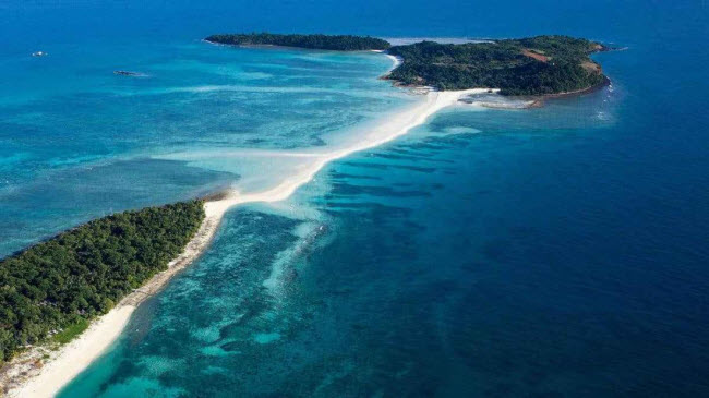 Nếu không muốn lãng phí tuổi thanh xuân, hãy đến 17 hòn đảo này ít nhất một lần