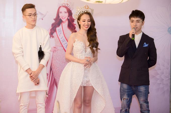 Trương Quỳnh Anh mặc sexy, đọ nhan sắc với người đẹp Bảo Ngọc