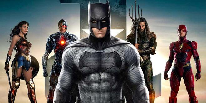 Batman sẽ gần với truyện tranh hơn trong Justice League