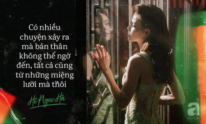 Hà Hồ, Linh Chi: Đừng mang ái tình ra làm trò với công chúng