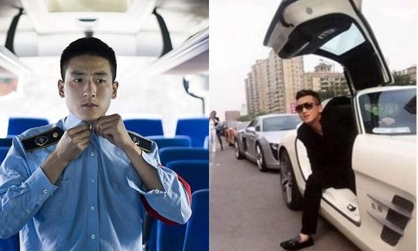 Bạn gái chê nghèo bỏ đi lấy chồng, chàng phụ xe bus đi siêu xe đến dự