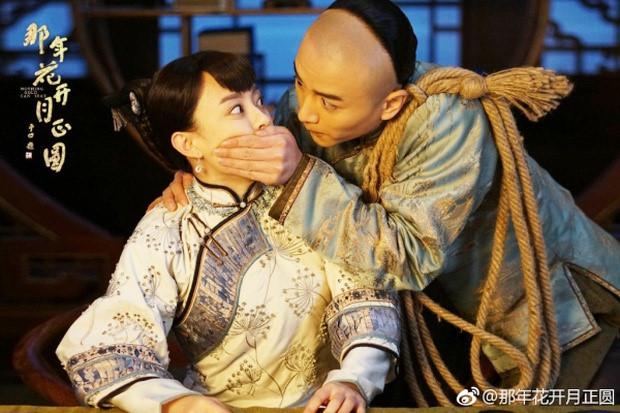 Dương Quá Trần Hiểu bị chê cười khi vô tình sàm sỡ Tôn Lệ