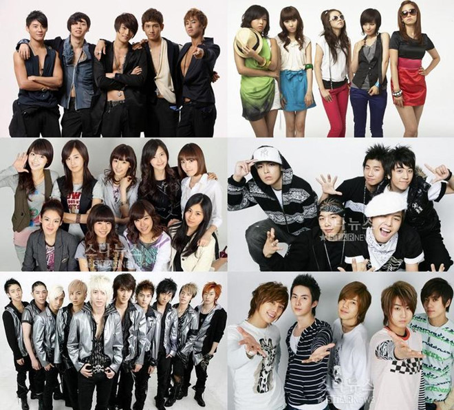 Nếu SNSD sụp đổ, tương lai nào cho các nhóm nhạc thế hệ thứ hai?