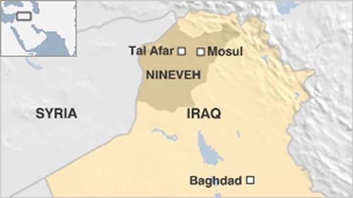 Iraq mở chiến dịch đánh đuổi IS gần Mosul