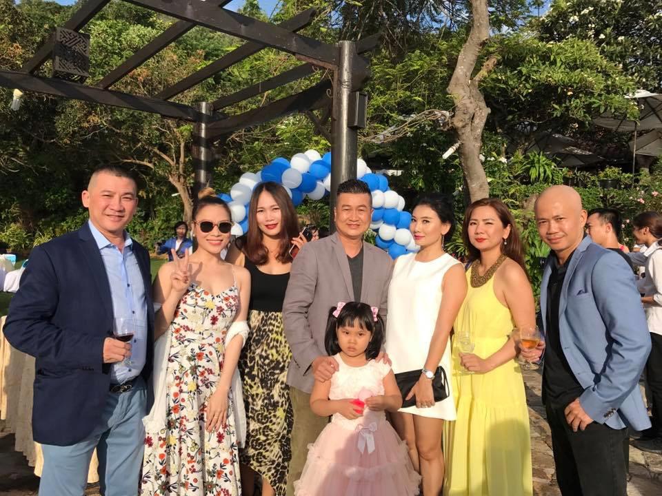 Mỹ Tâm, Hari Won dự đám cưới của đạo diễn Nguyễn Tranh ở Vũng Tàu