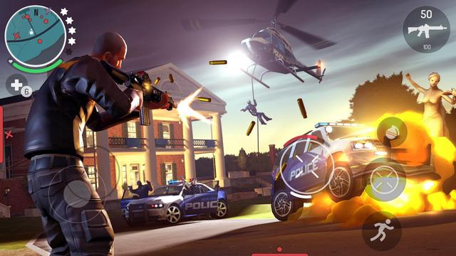6 game mobile bom tấn cực hay của Gameloft trong năm 2017
