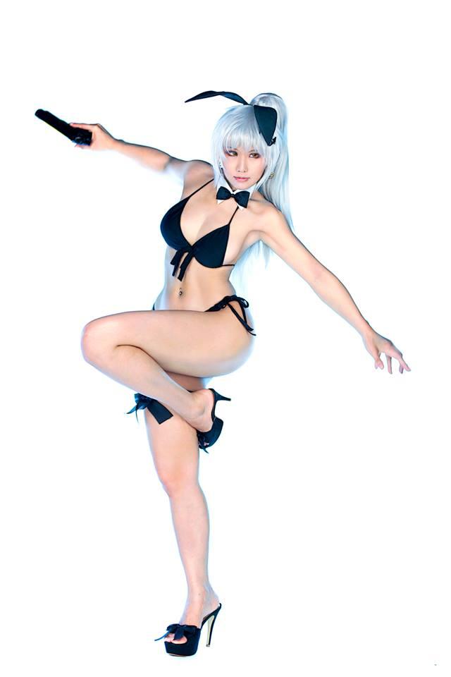 Bỏng mắt với bộ ảnh cosplay Girls Frontline của nữ coser Tasha