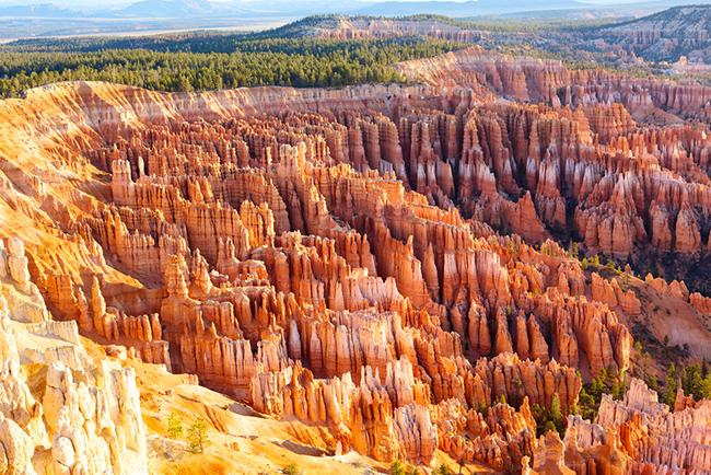 Choáng ngợp trước 15 địa danh đẹp khó tin tại Mỹ