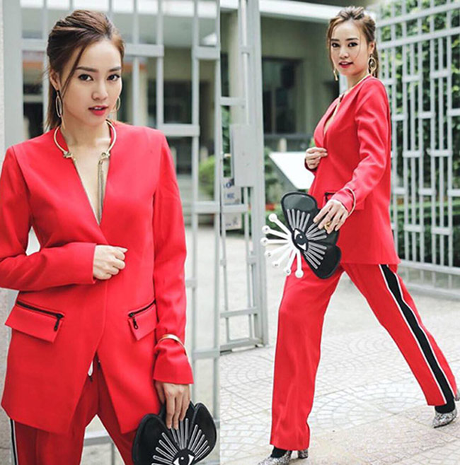 Quần thể thao đang khiến từ gái ngoan đến bom sexy của showbiz Việt mê mệt