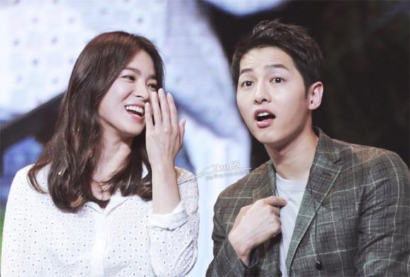 Song Joong Ki vớ bẫm khi lấy được Song Hye Kyo vì lý do này