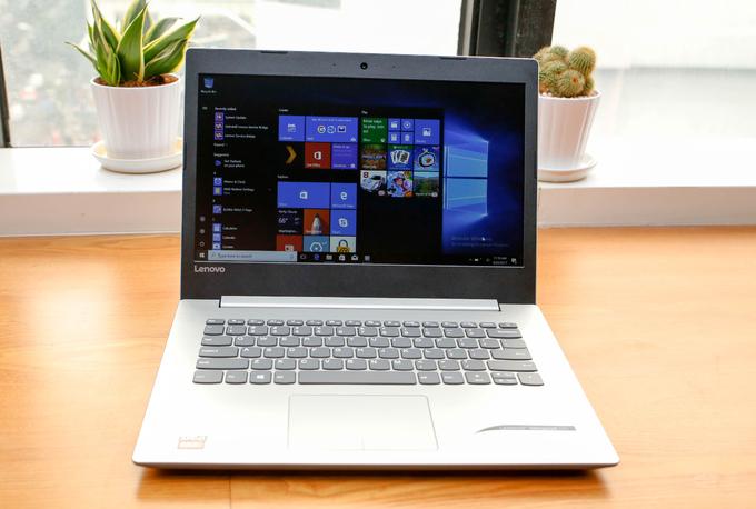 Lenovo IdeaPad 320 - laptop giá rẻ dùng chip AMD