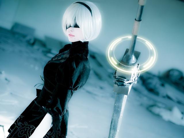 Cùng ngắm cosplay Nier: Automata tuyệt đẹp dành cho fan hâm mộ