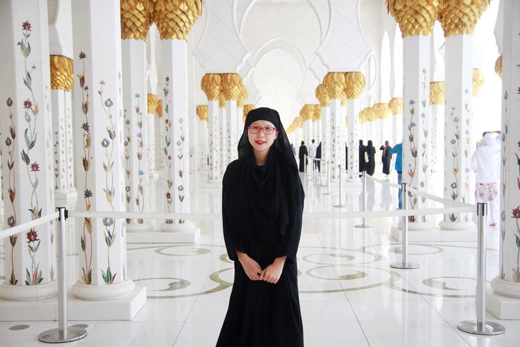 Hành trình khám phá Dubai tráng lệ của 9X Việt