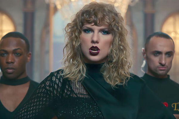Làm MV trả thù nhà Kardashian nhưng Taylor lại tô son... Kylie