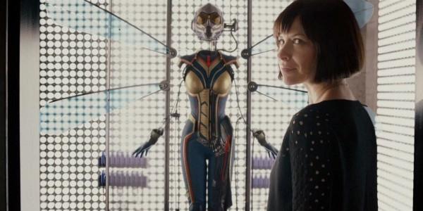 Ant-Man 2 hé lộ nhân vật mới