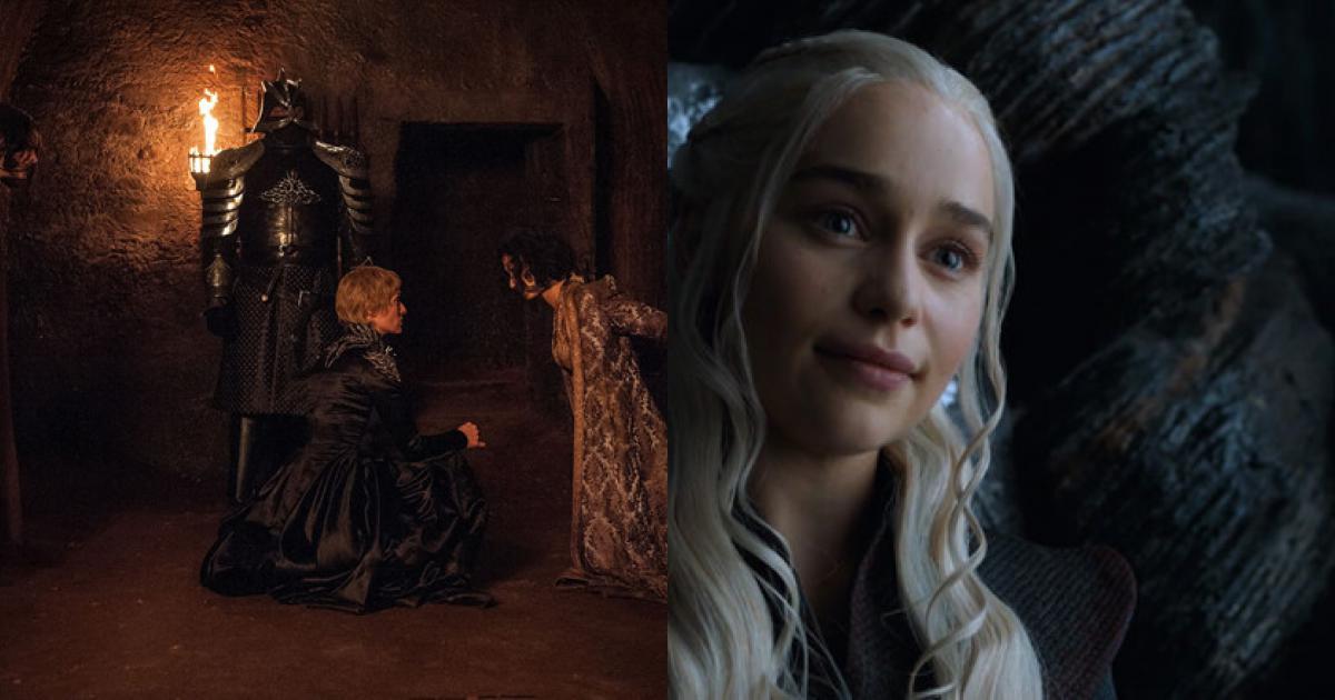 'Game of Thrones' mùa 7: Vì sao Cersei liên tục thắng 'mẹ Rồng'?