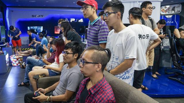 Cảm nhận độ nhiệt của sự kiện offline cộng đồng game thủ Việt vừa diễn ra tuần qua