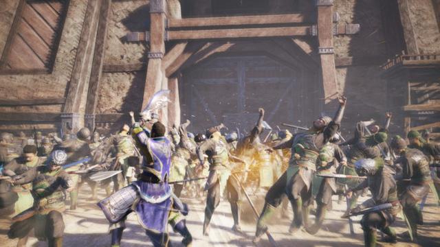 Chiêm ngưỡng những hình ảnh tuyệt đẹp về Trung Hoa cổ đại trong tựa game thế giới mở Dynasty Warriors 9