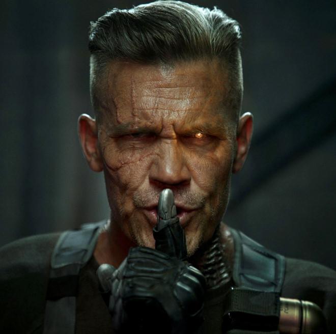 Tạo hình của tài tử Josh Brolin trong Deadpool 2