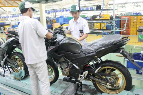 Honda CB150R Streetfire màu mới thể thao, giá 46,2 triệu đồng