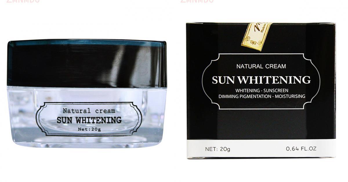 Kem BB chống nắng 30++ MH Natural Skin Care SID64719