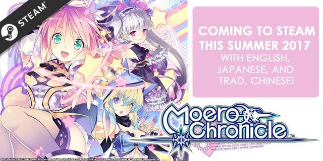 Moero Chronicle - Game HAREM mới chính thức ra mắt vào ngày 16/08
