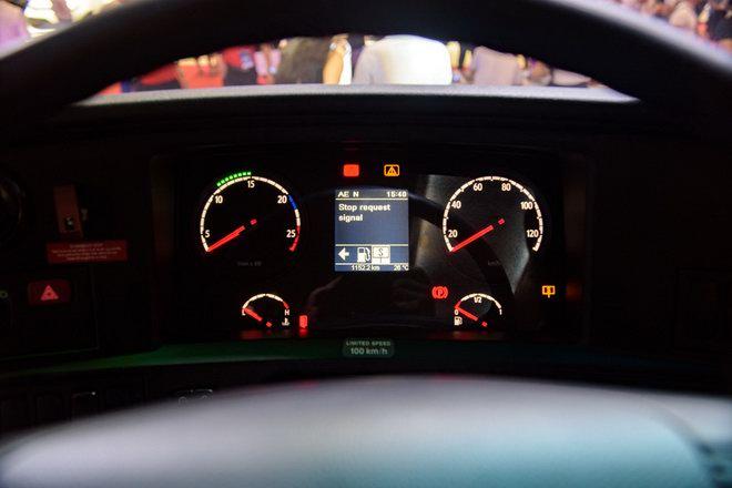 Scania A50: Xe khách hạng sang giá 5 tỷ đồng ở Việt Nam