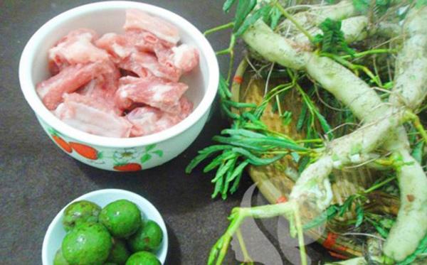 Công dụng chữa bệnh từ rau rút nếu bạn ăn đúng cách