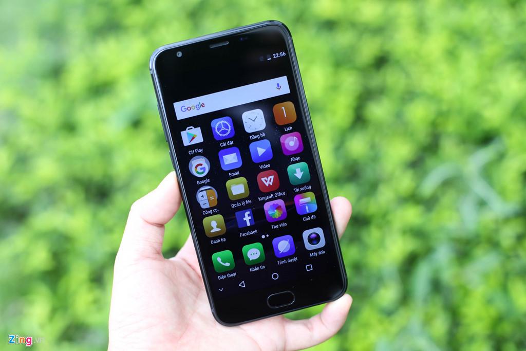 Mở hộp Asanzo S5 và Z5: smartphone giá từ 2,9 triệu đồng