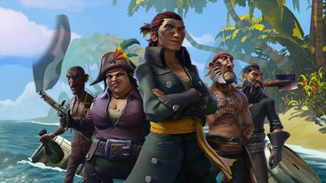 Sea of Thieves - Tựa game có tâm với game thủ nghèo máy tính yếu nhất là đây chứ đâu?