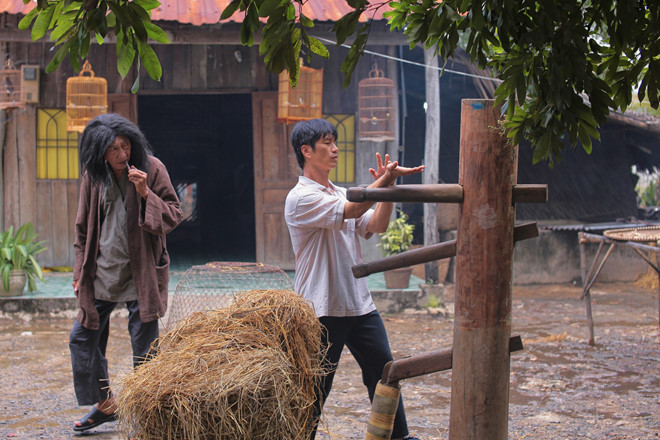 Dustin Nguyễn làm phim hài, hành động giống Châu Tinh Trì