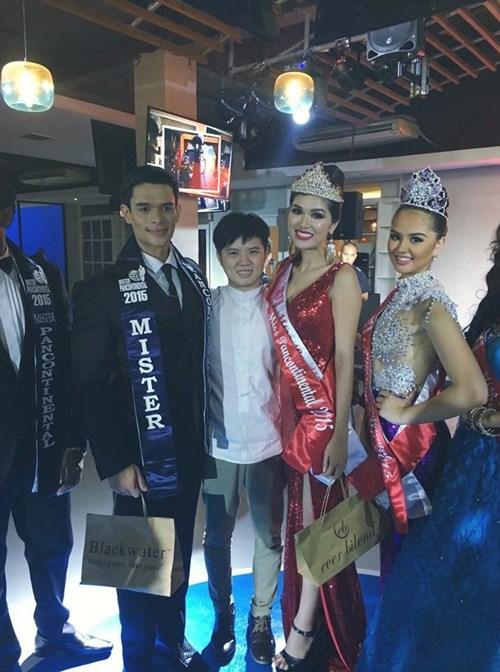 Những hoa hậu xinh đẹp vẫn làm mẹ đơn thân của showbiz Việt