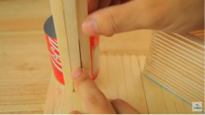 Cách làm hộp đưng bút bằng que đè lưỡi - Hình 8