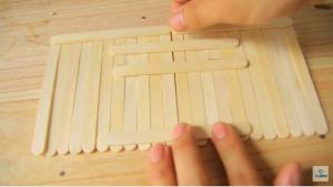 Cách làm hộp đưng bút bằng que đè lưỡi - Hình 7