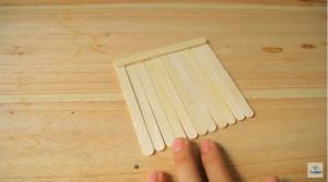 Cách làm hộp đưng bút bằng que đè lưỡi