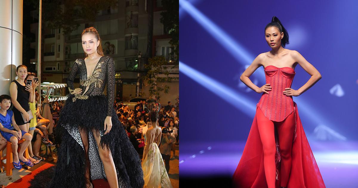 """Chung kết Next Top Model gây thất vọng vì các """"rổ sạn, thúng lỗi"""""""