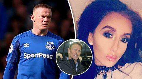 Mẹ ruột tình tin đồn của Rooney qua lại với cựu sao M.U?