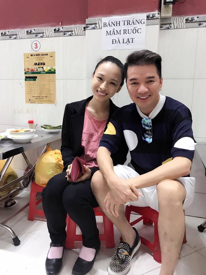 Đàm Vĩnh Hưng tự nhận là Chí Phèo, seo-phi với Hoa hậu Phương Nga