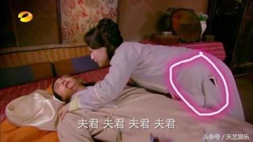 Đầu tư khủng, phim cổ trang Trung Quốc vẫn dính chi chít sạn