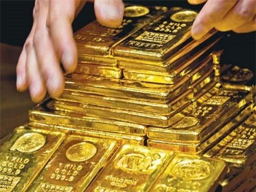 Giá vàng hôm nay 12.9: Điều chỉnh nhẹ chờ tăng tốc?