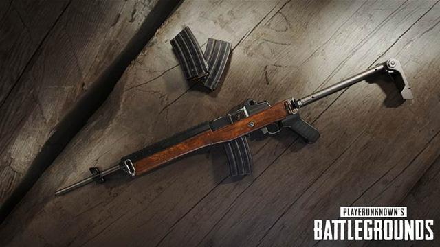 Top 8 khẩu súng đáng sợ nhất trong Battlegrounds