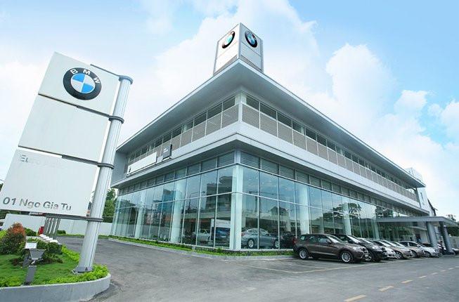 Trường Hải thay thế Euro Auto bán BMW, MINI ở Việt Nam