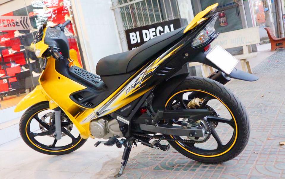 Yamaha 125ZR biển ngũ quý rao bán 450 triệu ở Sài Gòn
