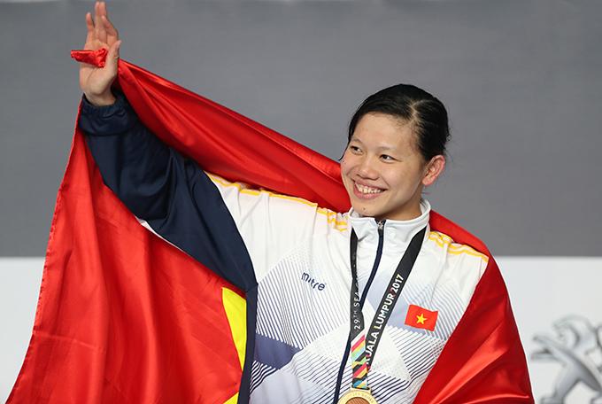 Ánh Viên, Tú Chinh đua giải VĐV nữ xuất sắc của năm