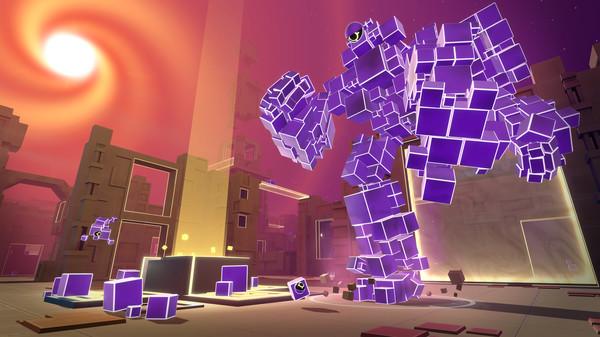 Atomega - Game bắn súng ô vuông siêu dị sắp mở cửa