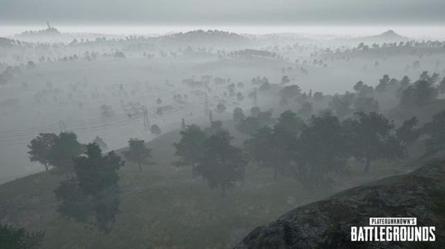 Battlegrounds sắp có thêm màn sương mù hoàn toàn mới, nhìn qua cứ tưởng Đà Lạt mộng mơ