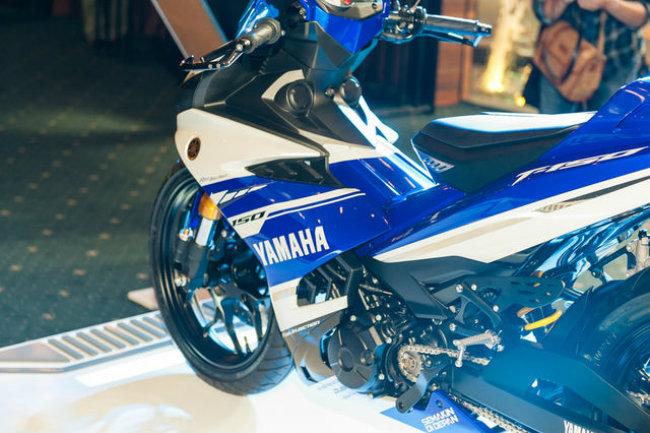 Dân chơi choáng với Exciter 150 độ siêu xe Yamaha M1
