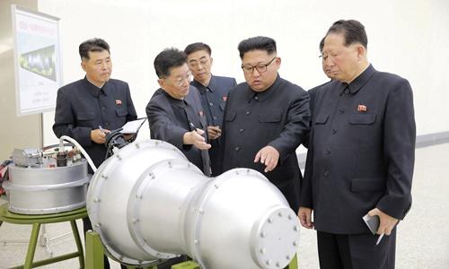 Hàn Quốc xác nhận dấu vết phóng xạ từ vụ thử hạt nhân Triều Tiên