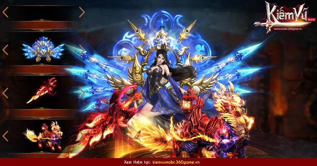 Kiếm Vũ Mobi - Game online kiếm hiệp mới được VNG phát hành tại Việt Nam