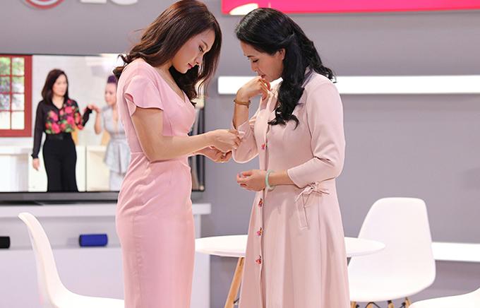 Mẹ chồng Lan Hương: Làm Bảo Thanh tỏa sáng là hạnh phúc của tôi